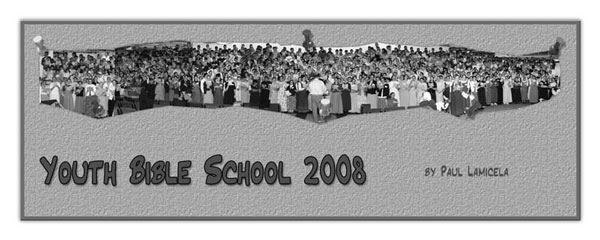 Youth Bible School 2008, by Paul Lamicela