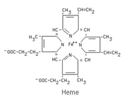Heme group